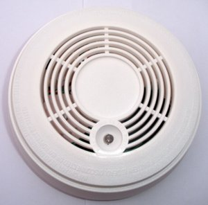 Wholesale Retail Package Home Safety Combination Carbon Monoxide Detector Smoke Detector Alarm With v Battery