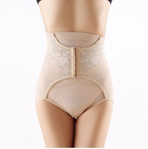 Wholesale Hot Sale Sexy control panties Shapers For women High waist beam waist Shorts briefs Strong plastic Postnatal Slimming underwear