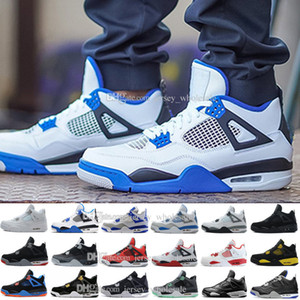 2017 Basketball Shoes Retro (4) IV ROYALTY CEMENT Green Glow Alternate Cheap Sports Shoes Leather Mens Sneakers Outdoors Athletics Shoes