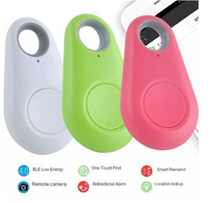 2017 GPS Tracker Bluetooth Key Finder Anti-Lost Alarm 8g Two-Way Item Finder for Children,Pets, Elderly,Wallets,Cars, Phone Retail Package