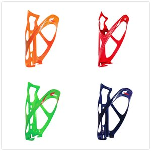 2007 many colors full carbon fiber bike water bottle cage bicycle bottle holder red white black orange green blue yellow