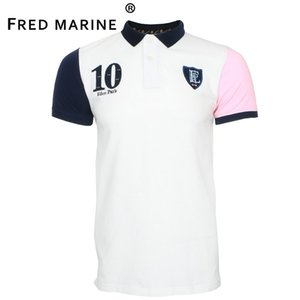 New best selling COTTON Eden park Short polo for Men France  Size M L XL XXL embroidery home clothing casual tees shorts