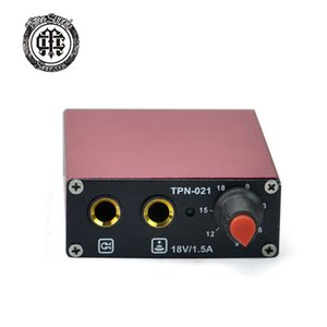 Wholesale Professional Tattoo Power Supply Adjust Voltage With Power For Coil Rotary Tattoo Machine Gun Control Switch