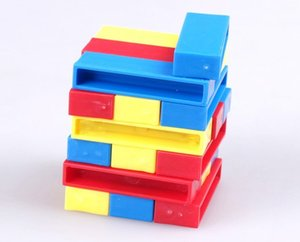 Wholesale Block Accessories SUZAKOO Block toy game stack high stacking layered extract fun one