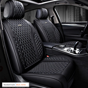 Wholesale Black 1set Auto Universal Car seat covers For KIA KX CROSS KX5 Cerato Sportage Optima Maxima K2 K3K4 K5 Fit PU seat Cushion