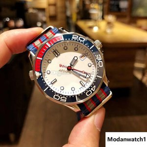 High-end limited edition men's watch with imported automatic mechanical movement, 904L steel case, perfect line ring, diameter 42mm on Sale