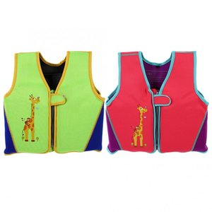 Wholesale surfing Swimwear Baby Children Floating Life Vest Swimming Clothing Removable Non Life Jacket lifesaving products life jacket