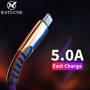 Wholesale New Braided Nylon Quick Charge USB C Type C Cable for Huawei P10 P20 Lite Pro A Fast Charge Cable for samsung galaxy s9 s8 plus