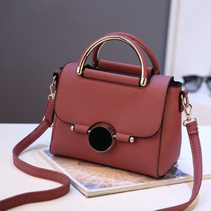 Wholesale 2019 Women Bags Brand Female Handbag Crossbody Bags Fashion Mini Shoulder Bag for Teenager Girls with Sequined Lock Gifts
