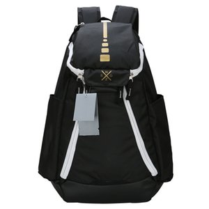 Wholesale Famous Brand Designer Backpack National Team Olympic Backpacks Large Capacity School Bag Travel Bag High Quality Basketball Backpacks