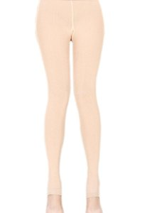 Wholesale SAF Women s Winter Warm Slim Leggings Stretch Pants Thick Stamped on type beige
