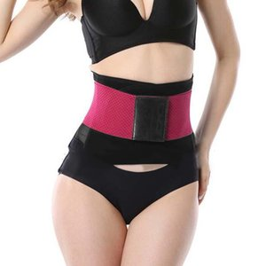 Wholesale Neoprene Corset Waist Trainer For Women Hot Sexy Body Shapers Slimming Belt Underwear Waist Cincher Slim Shapewear Binder
