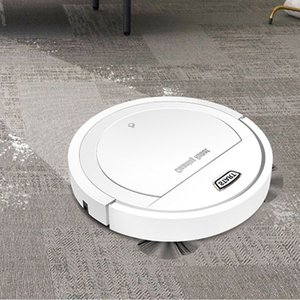 Wholesale Robot Vacuum Cleaner PA Poweful Suction in Pet Hair Home Dry Wet Mopping Cleaning Robot Auto Charge Vacuum Mini