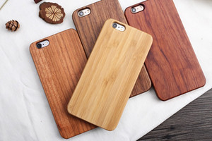 Wholesale Wood Case For iPhone11 inch max Cover Bamboo Phone Cases for iPhone Pro iPhone XR X Xs Max Samsung s10 s10E s9 s8 S7 s6 s5