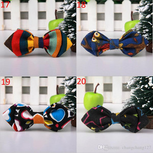 Brand new The new snow and ice curiosity bow tie hair hot Yan tail section children hair ornaments FJ116 mix order 60 pieces a lot