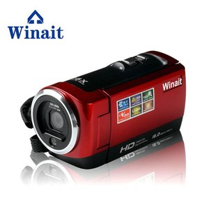 Wholesale Winait HD P Digital Camcorder DV C6 Home Use Portable Digital Video Camera quot TFT LCD Screen SD Card Max To GB