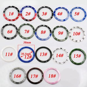 P300 Red Black Blue Green Ceramic Bezel Fit GMT Automatic 40mm Watch Support Retail And Wholesale