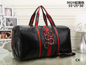 Hot Sale Doranmi Tiger Embroidery Luggage Travel Bags Waterproof Luxury Brand Designed Travel Bag Large Duffle Bags Black Trolley Lxb017 Clients First Luggage & Travel Bags Luggage & Bags