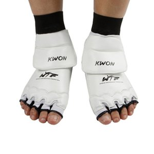 Wholesale New Taekwondo Foot Protector Fighting Foot Guard Kickboxing Boot Ankle Brace Protection Support Equipment