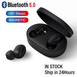 Wholesale Bluetooth Earphone TWS A6S Headphone Bluetooth Wireless Earbud Life Waterproof Headset with Mic for Smart Phone
