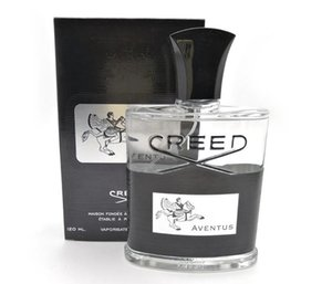 Wholesale New Creed aventus Incense perfume for men cologne 120ml with long lasting time good smell good quality fragrance capactity
