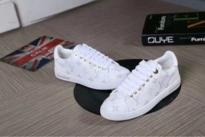 Wholesale anew fashion Brand leather casual men and women fashion running shoes sports shoes basketball shoes leather fashion mixed color