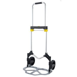 Wholesale folding hand cart for sale - Group buy Luggage From Portable Travel Hand Luggage Cart Compact Ship USA Folding Hand Cart Lightweight Truck Heavy Duty Folding Trucks Ughdl