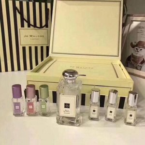 Wholesale Perfumes set for women piece limited edition gift box same name brand perfume noble quality temperate fragrance and fast free delivery