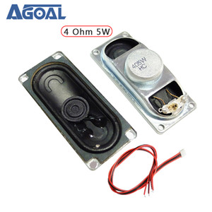 Wholesale Games Accessories Accessories Ohm W LCD Panel Speaker Amplifier audio frequency Output Pair with Pin cable