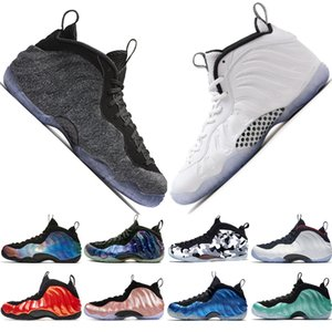 Wholesale latex liquid for sale - Group buy Alternate Galaxy Olympic Penny Hardaway Liquid Gold Metallic Mens Basketball Shoes foams one men sports sneakers S S size