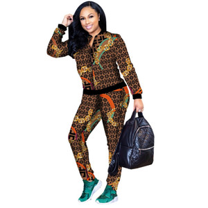 Wholesale Fashion Style Letter Print Women Set Zipper Long Sleeve Tops And Pants Tracksuit Ladies Plus Size Track Suit Women Outfits