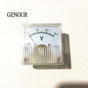 300V Voltmeter Small Square For Generator panel meter Gauge model 91L4 950F 152F 154F 168F 170F 188F 190F