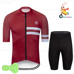 Wholesale jersey boys resale online - 2020 High Quality Quick Dry Kids Cycling Jersey Set Pro Team RX Shorts Children Cycling Clothing Boys Girls Summer Bicycle Wear