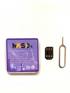 BLACKSIM Black sim chip mksd4 unlock IOS13.4 V5 unlock iPhone XS 8 7 6 PUS 5S SE turbo SIM 13.4.X AT&T T-mobile Sprint Verizon cricket