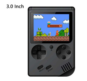 Wholesale Portable Mini Handheld Game Console Bit Inch Color LCD Kids Color Game Player Built in games