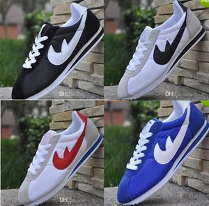 FREE SHIPPING brands Casual Shoes men and women cortez shoes leisure Shells shoes Leather fashion outdoor Sneakers size on Sale