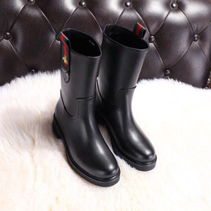 Wholesale duping520 Best selling leather ankle boots V390 Women Boot Riding Rain BOOTS BOOTIES SNEAKERS High heels Lolita PUMPS Dress Shoes