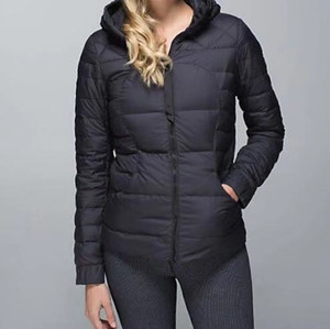 L Canada Yoga Women Outerwear Coat Winter Awesome Jacket