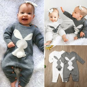 top quality 17 18 New born Kids Baby Boys Girls Infant Romper Jumpsuit Bodysuit Clothes Outfit Sets on Sale