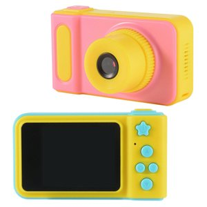 Children's HD Camera 2.0 Inch LCD Display Supports 32GB Memory Card Photo Mode 200,000 pixels Video Recording Playing Games