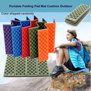 folding mat Portable Folding Pad Mat Cushion Outdoor For Picnic Hiking Camping Massage Style on Sale