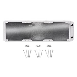 Wholesale 393Mm Aluminum Water Cooler Kit Computer Radiator Water Cooler Tube Cpu Heat Sink Exchanger