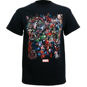 Authentic MARVEL COMICS Marvel Universe T-Shirt S M L XL 2XL NEW Funny free shipping Unisex Casual Tshirt top