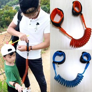 Wholesale 2 styles Children Anti lost strap Child kids safety anti lost wrist link m outdoor parent baby leash band baby toddler harness C2