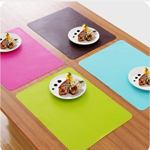 Wholesale Silicone Placemats Baking Liner Best Silicone Oven Cup Mat Heat Resistant Pad Bakeware Kid Table Mat Kitchen Accessories