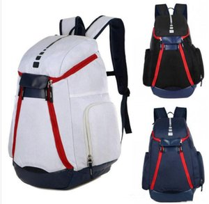 Wholesale 2019 hot USA Olympic Team normal version Packs Backpack Men Women Bags large capacity travel bags shoes bags basketball backpacks