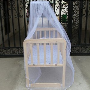 Wholesale Fashion Quadrate Mosunx Business Hot Selling Baby Bed Mosquito Mesh Dome Curtain Net for Toddler Crib Cot Canopy