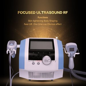 Wholesale BTL Exilis RF Ultrasound Machine Body Slimming Weight Loss Machine Face Lifting Cellulite Reduction Wrinkle Removal