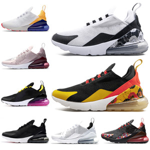 Wholesale HOTSALE FLORAL Running Shoes for Women Men Shoes SE Triple Black White University Blue Volt Orange Mens Trainer Sport Sneakers