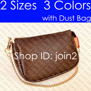 Wholesale designers clutch bags for sale - Group buy M58009 MINI POCHETTE ACCESSOIRES Designer Vintage Women s CLUTCH Evening Shoulder Handbag Wrist Cross Body Bag Pouch Chain Wallet Coin Purse